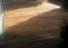Akacja robinia deska tarasowa surowa ekodrewno