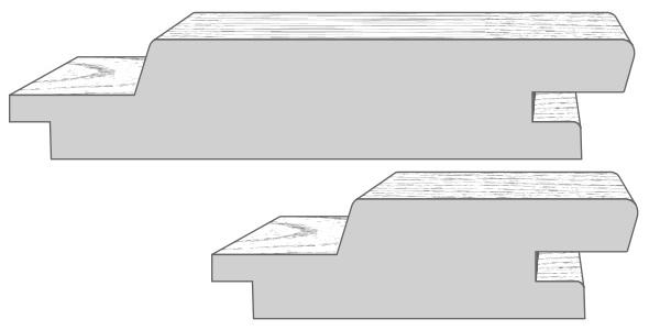 Deska elewacyjna Foxtrend cedr kanadyjski