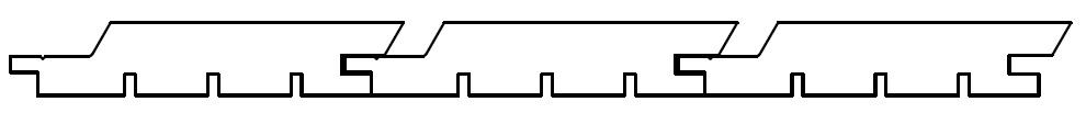Deska elewacyjna Foxtrend - sposób łączenia desek