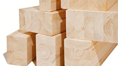 Drewno klejone BSH