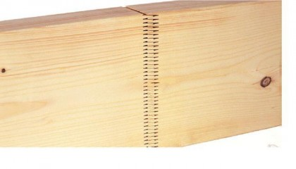 Drewno konstrukcyjne KVH fot. 2 ekodrewno