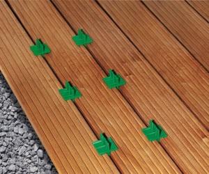 Krzyżyki dystansowe do deski tarasowej spax ekodrewno wrocław 300x250 px