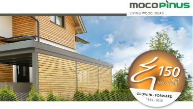 Eko Drewno regionalnym dystrybutorem produktów Mocopinus.