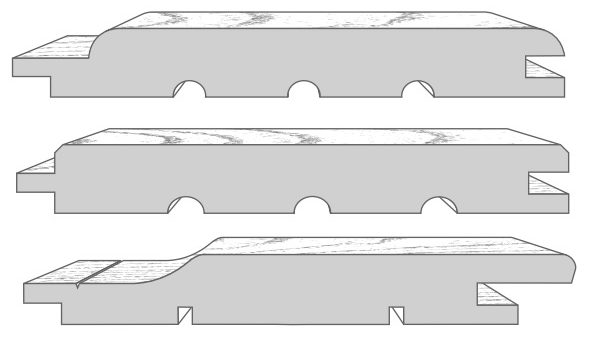 Deska elewacyjna Soft Line, FAza, Sztulpplus cedr kanadyjski