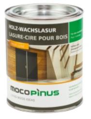 Mocopinus lazura woskowa do wewnątrz Holz Wachslasur