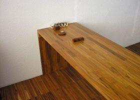 blat drewniany_teak_podłoga_ekodrewno