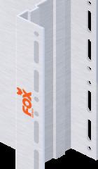 fox system Uchwyt do kantówki, duży, do deski w układzie poziomym i pionowym